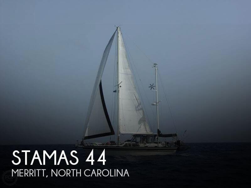 1984 Stamas 44