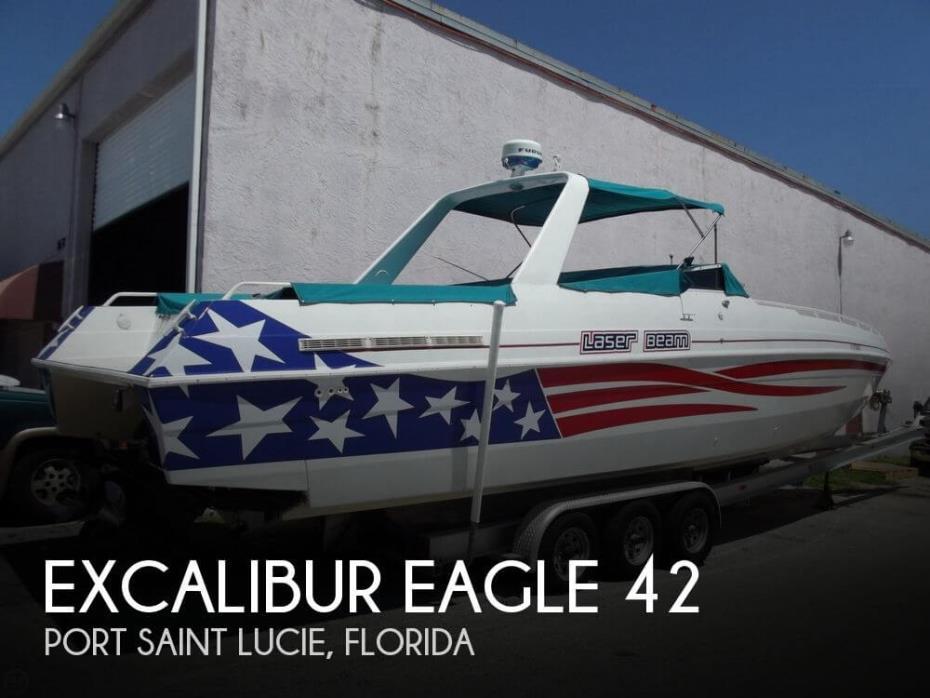 1985 Excalibur Eagle 42