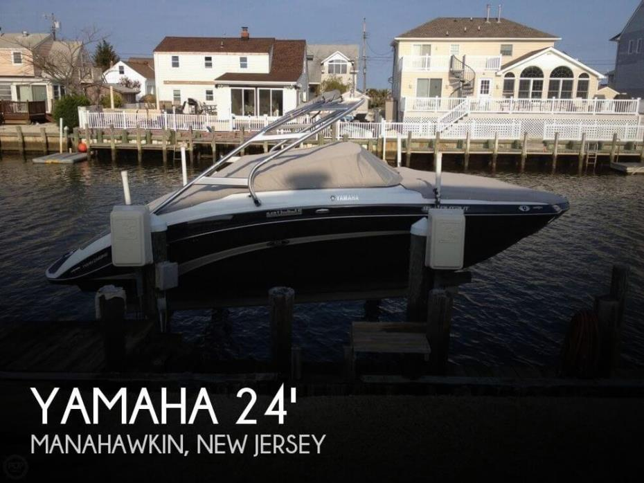 2012 Yamaha 242 Limited S