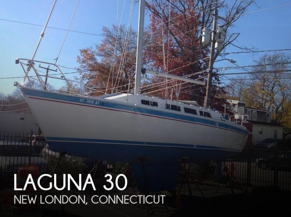 1985 Laguna 30