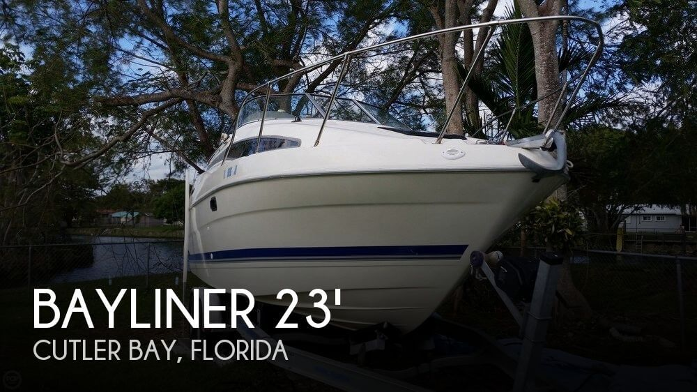 1994 Bayliner 2355 Ciera Sunbridge