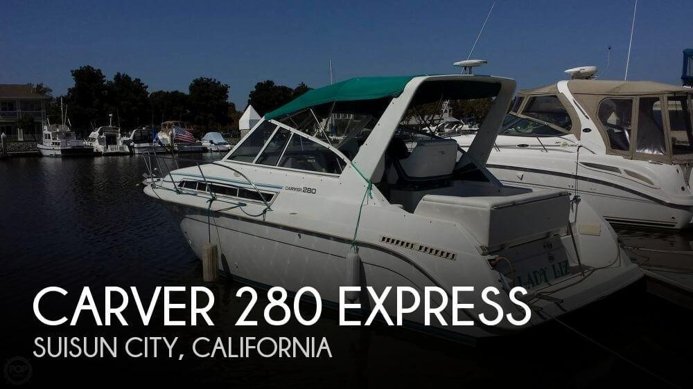 1996 Carver 280 Express