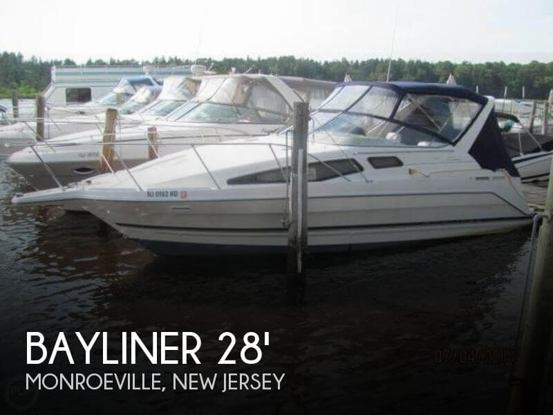 2000 Bayliner 2855 Ciera Sunbridge