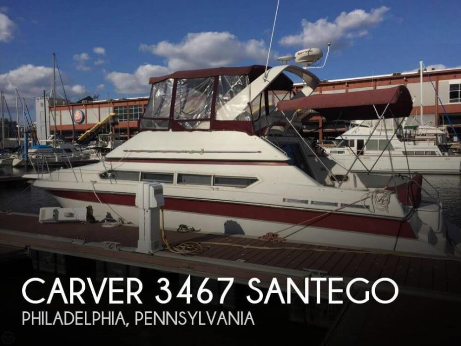 1990 Carver 3467 Santego