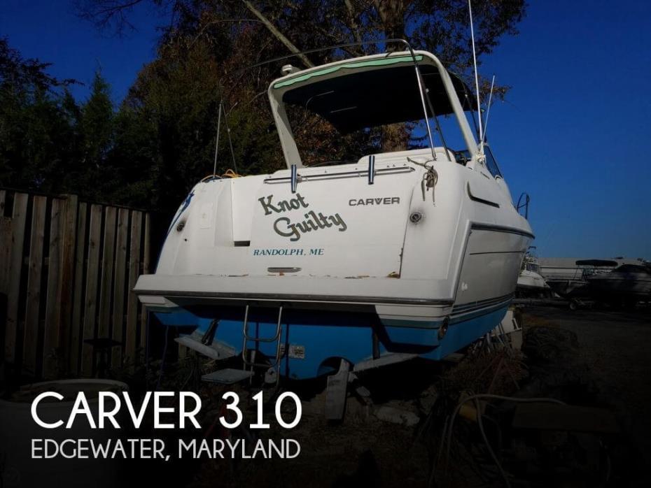 1995 Carver 310