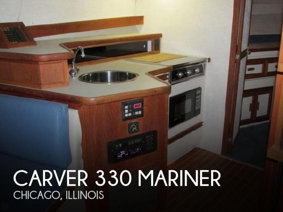 1995 Carver 330 Mariner