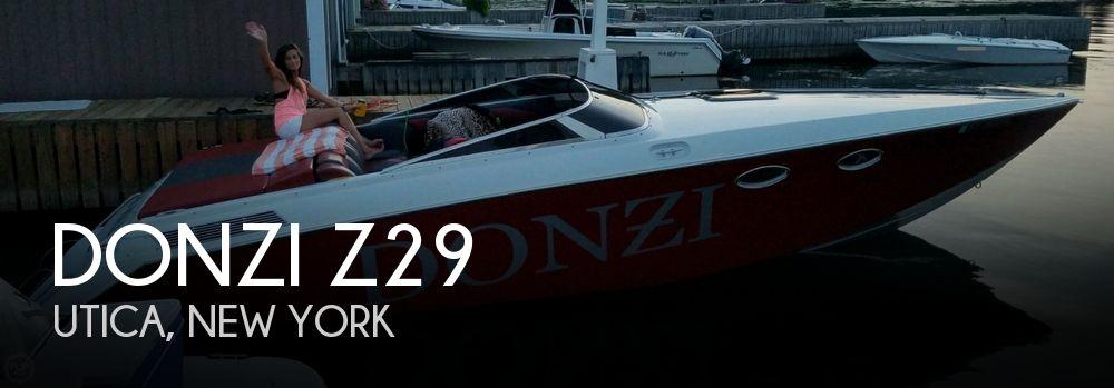 1988 Donzi Z29