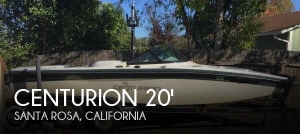 2001 Centurion 21 Sport BR