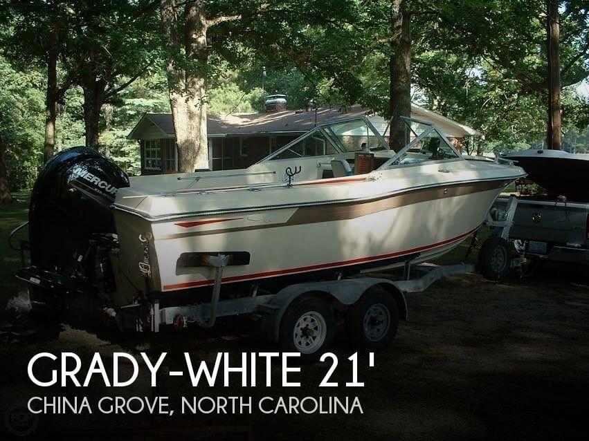 1977 Grady-White 200 Dolphin