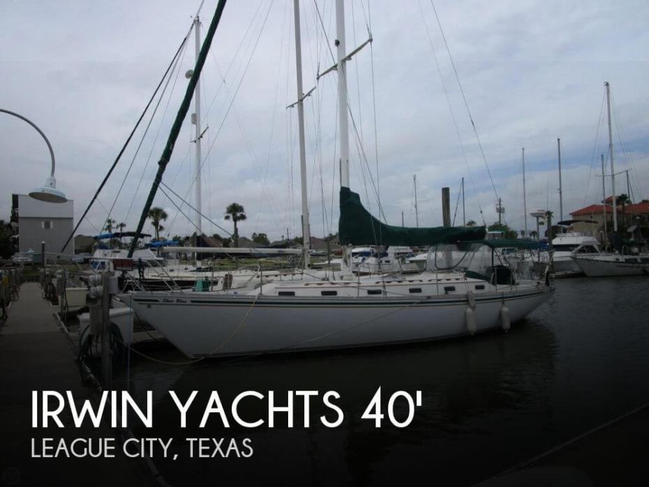 1982 Irwin Yachts 40 MK II