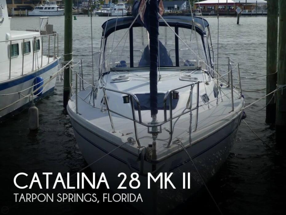 1999 Catalina 28 Mk II