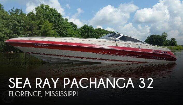 1987 Sea Ray Pachanga 32