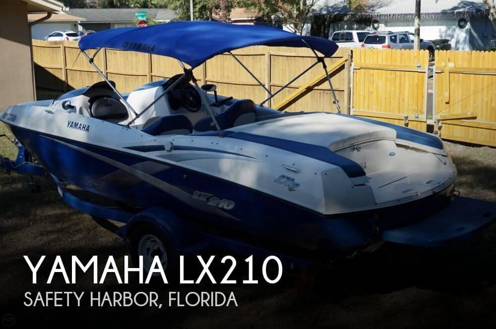 2004 Yamaha LX210