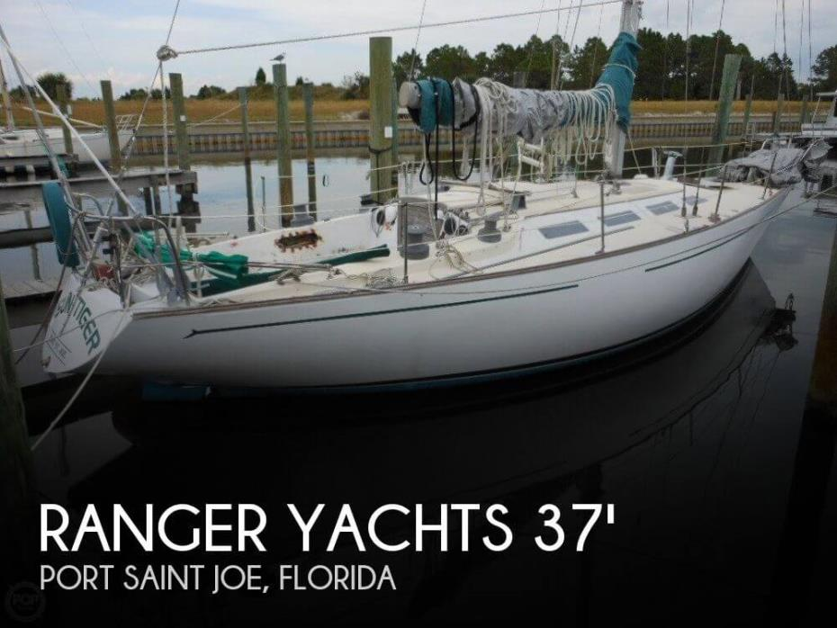1973 Ranger Yachts One Ton