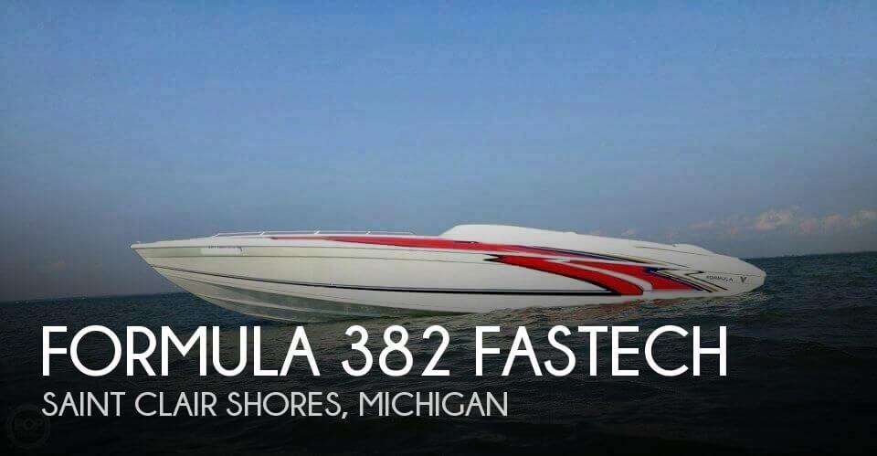 1999 Formula 382 FASTECH