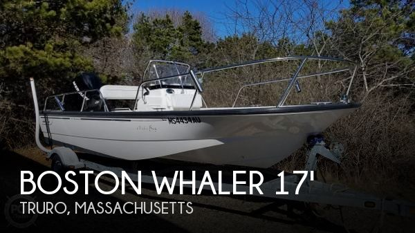 2007 Boston Whaler 170 Montauk