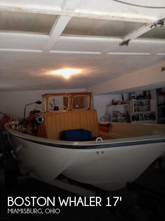 1973 Boston Whaler Nauset