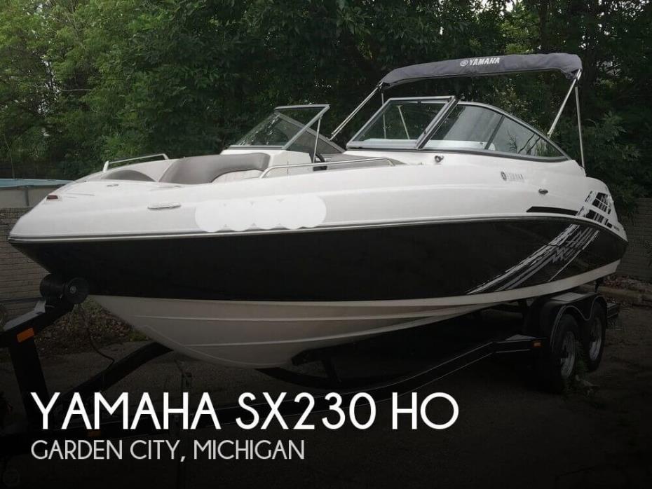 2008 Yamaha SX230 HO