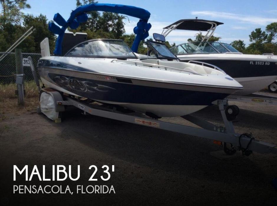 2005 Malibu 23 LSV Wakesetter