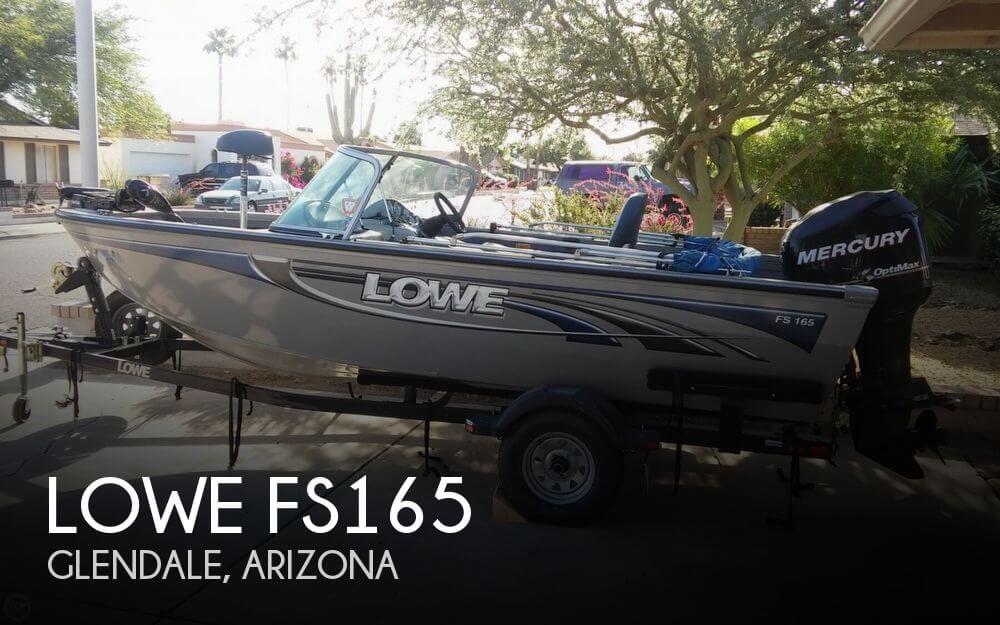 2008 Lowe FS165