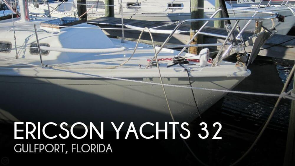 1977 Ericson Yachts 32
