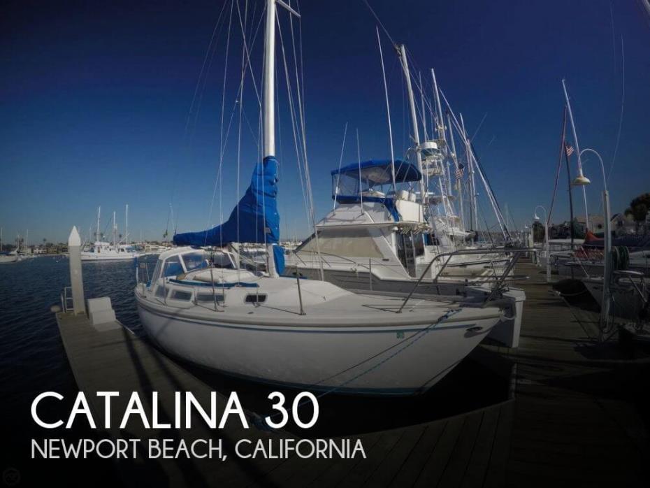 1979 Catalina 30