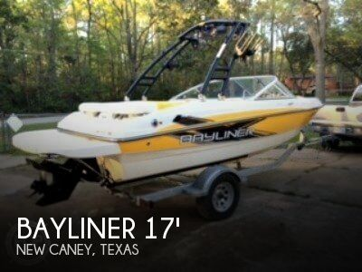 2012 Bayliner 175 Bowrider