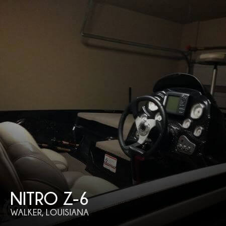 2014 Nitro Z-6
