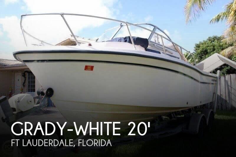 1998 Grady-White 208 Adventure