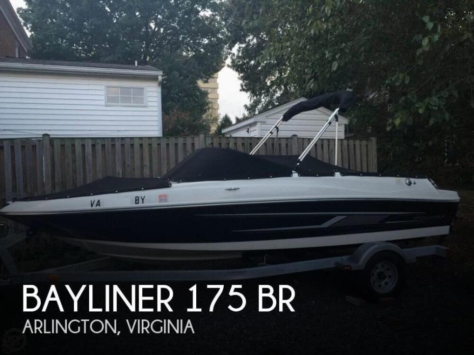 2014 Bayliner 175 BR