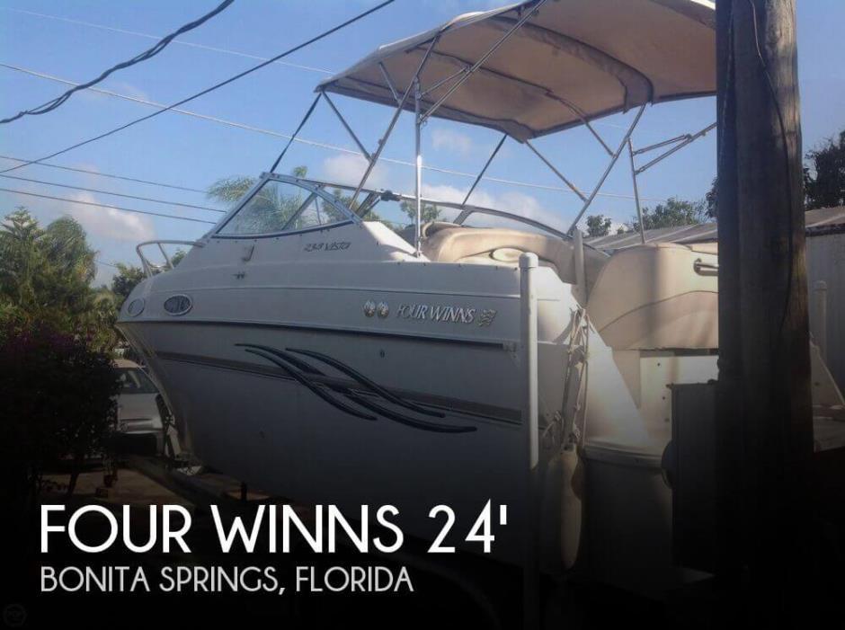 Volvo Of Bonita Springs >> Four Winns Cuddy Boats for sale