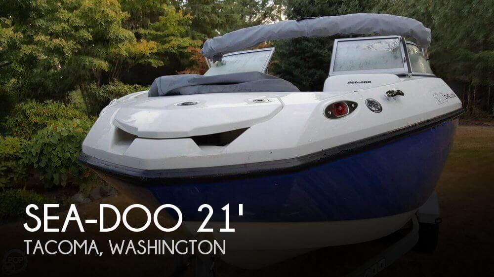2012 Sea-Doo Challenger 210 S