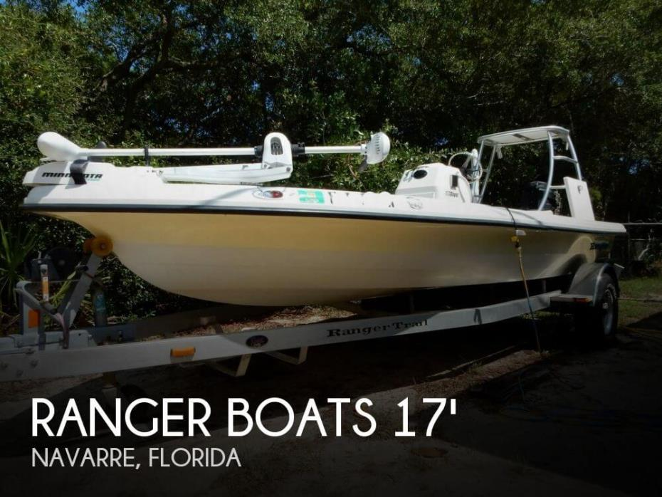 2008 Ranger Boats 173 Ghost Flats Boat
