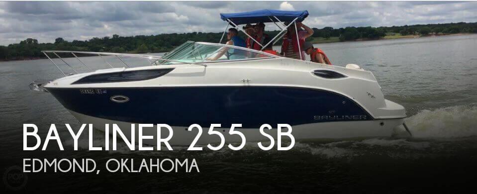 2011 Bayliner 255 SB