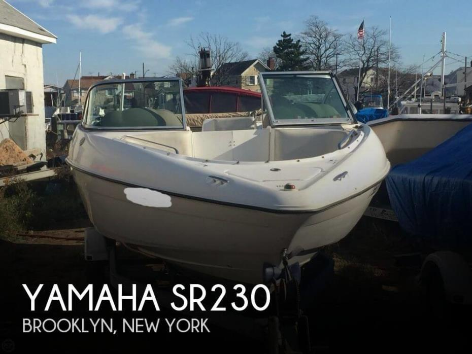 Yamaha boats for sale in new york for Yamaha motor boats for sale