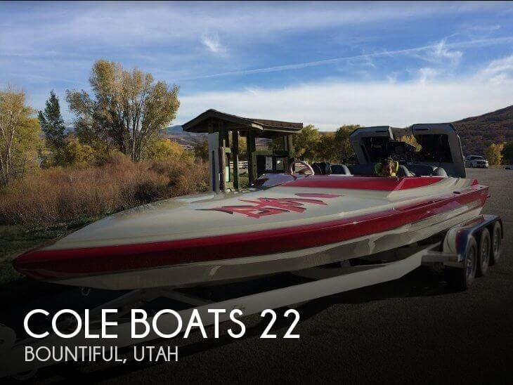1991 Cole Boats 22