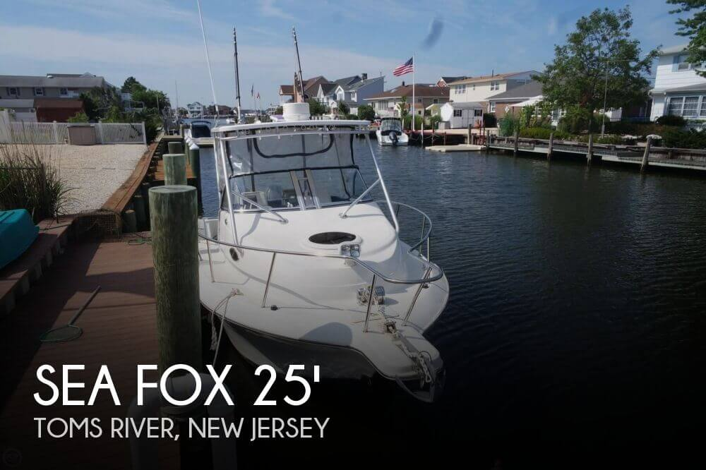 2006 Sea Fox 257 Walkaround