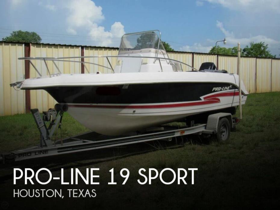 2001 Pro-Line 19 Sport