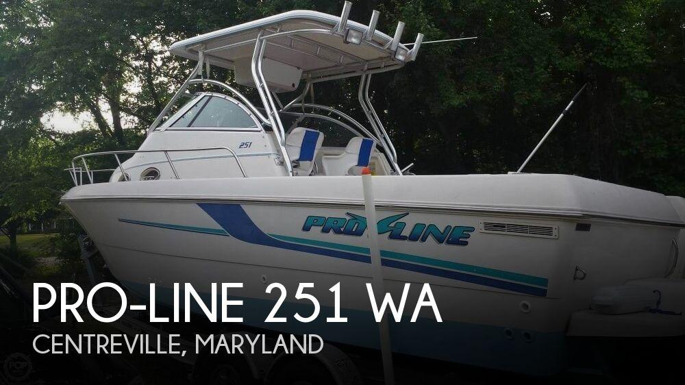 1998 Pro-Line 251 WA