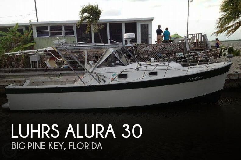 1987 Luhrs Alura 30