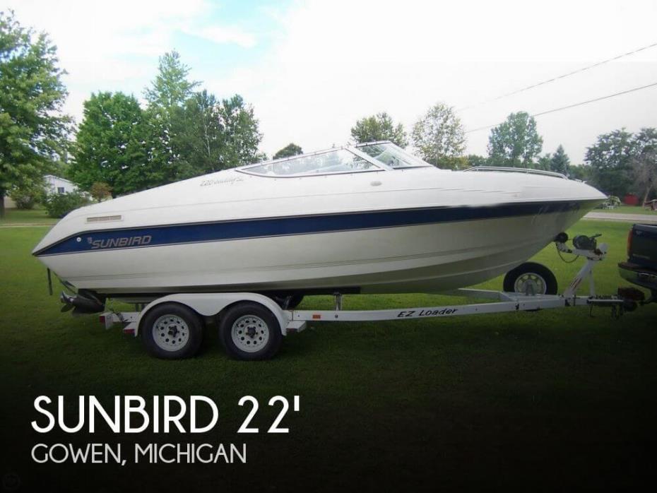 1995 Sunbird 220 Cuddy SL
