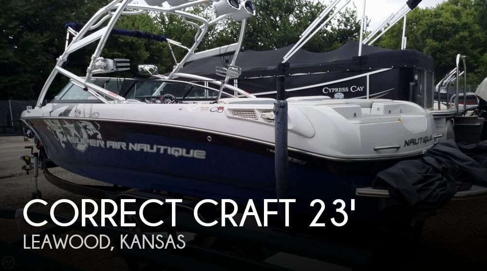 2008 Correct Craft 230 Super Air Nautique - Team Edition