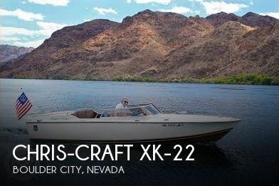 1972 Chris-Craft XK-22