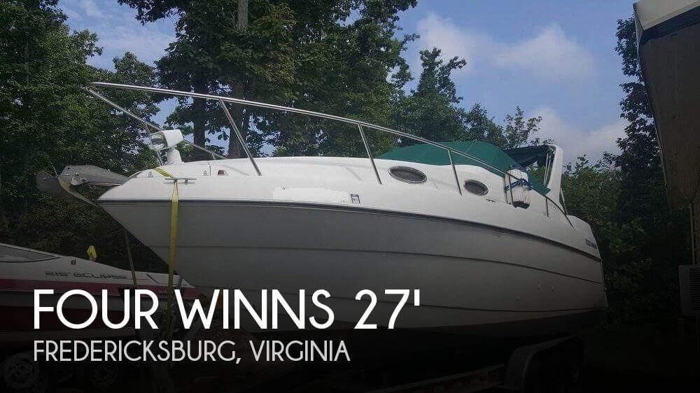 1999 Four Winns 270 Vista