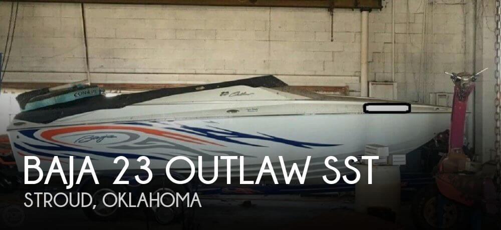 2007 Baja 23 Outlaw SST