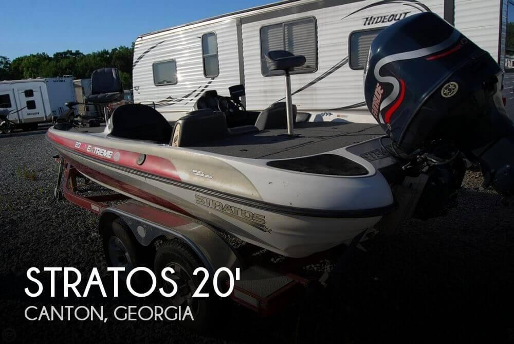 2000 Stratos 20 SS Extreme