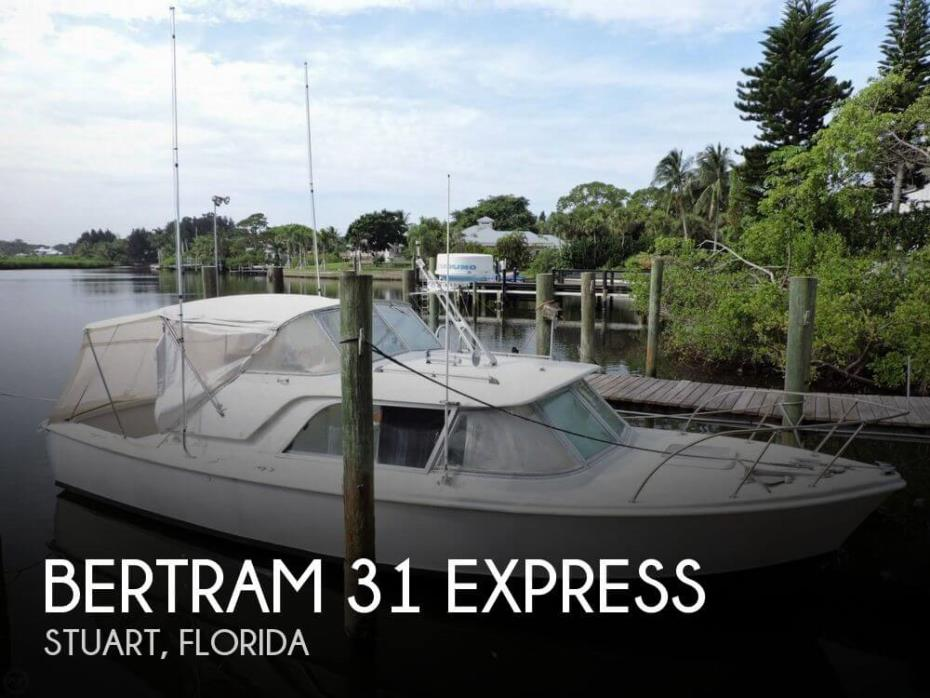 1964 Bertram 31 Express