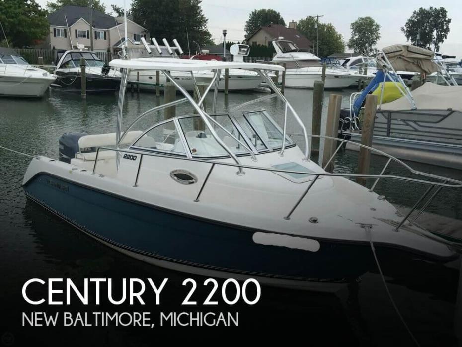 2007 Century 2200