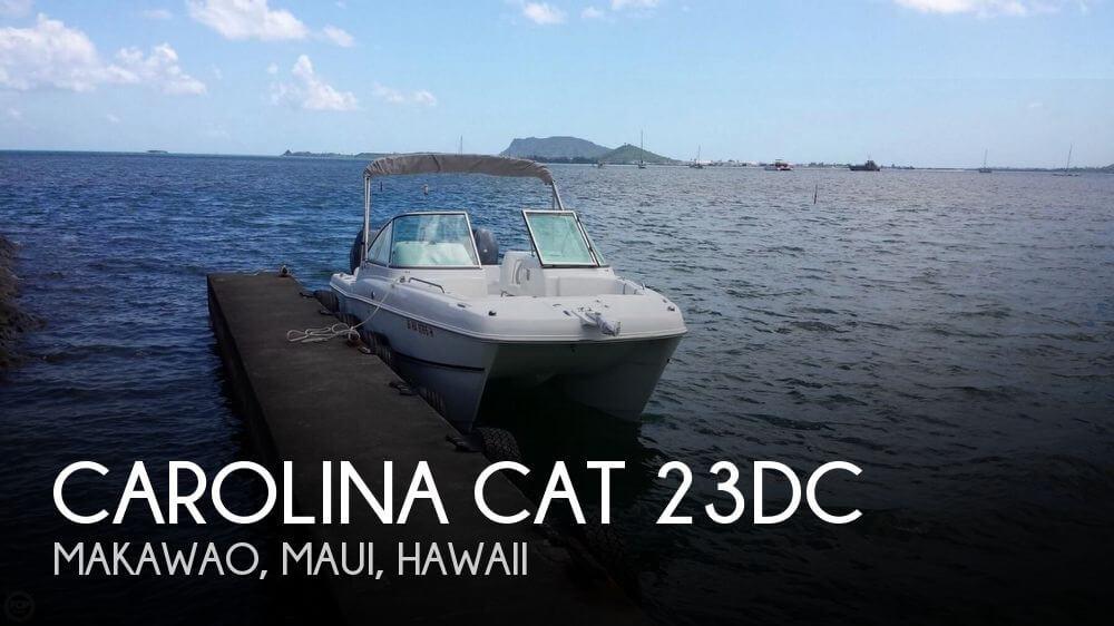 2013 Carolina Cat 23DC