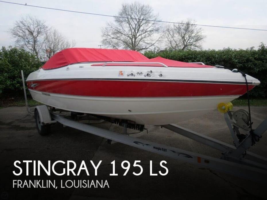 2006 Stingray 195 LS